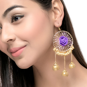 BIG PARTY EARRING
