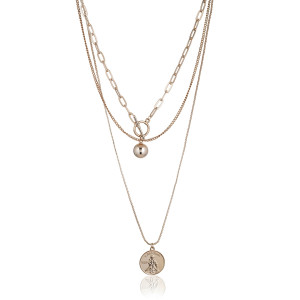 LAYER LONG NECKLACE